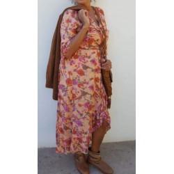 Wickelkleid Gypsy Style...