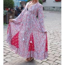 Maxi Kleid  - Streublümchen
